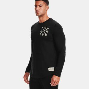 Under Armour Mens Project Rock BSR T-Shirt NWT